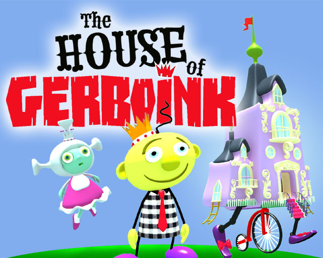Document: The House of Gerboink, animation production.