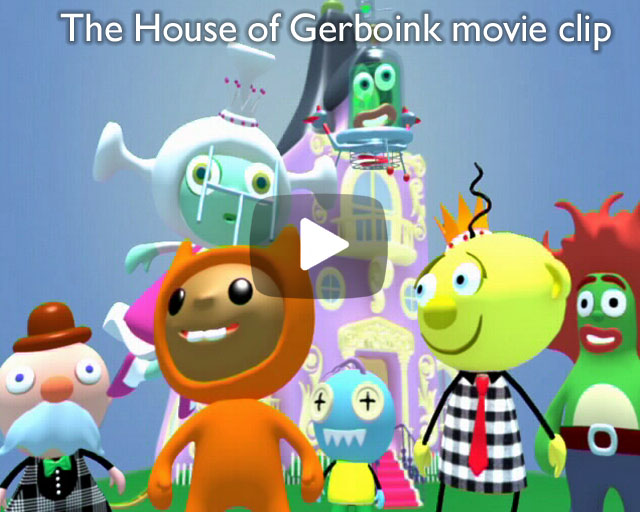 The House of Gerboink – Animation – in production 2012