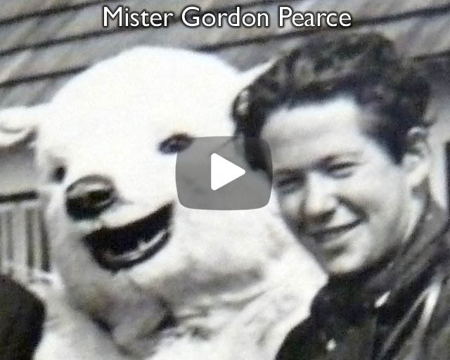 Gordon Pearce talks about his life in Cornwall, London and Berlin.