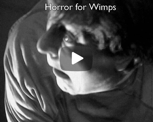 Horror for Wimps, Show with synchronised projections for Lipservice Theatre. Direction, Production Design & Visual Effects.