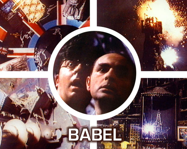 BABEL:  Pictures from a short film made for Channel 4 UK.